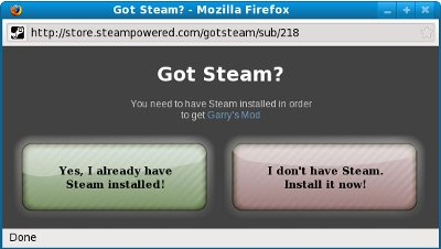 Got Steam?